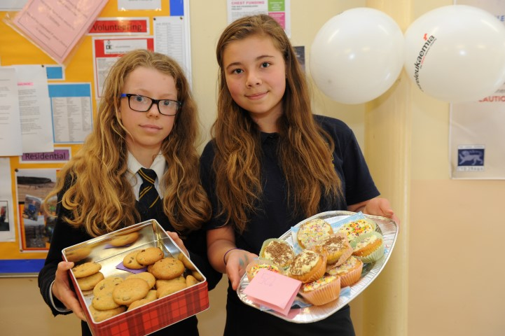 Year 8 Charity Effort Raises Funds and Awareness
