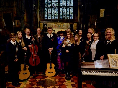 Lunchbox Concert at The Priory