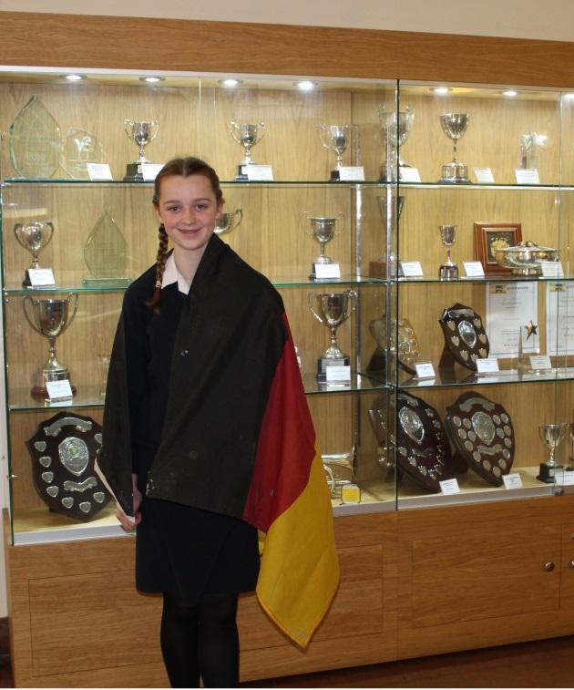 German PenPal Visit