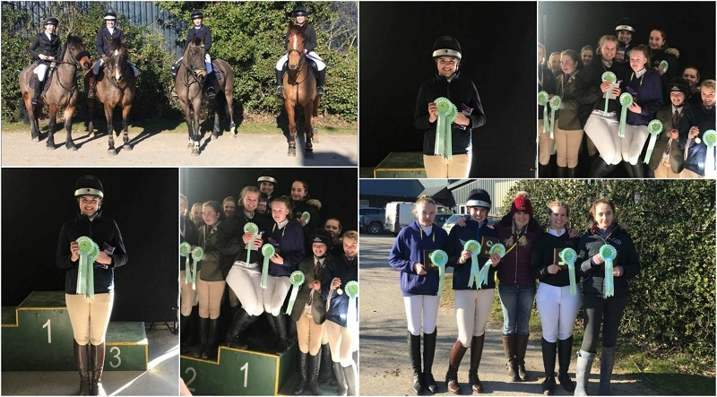 Equestrian success for The Chase