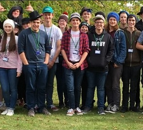 6th Form Hat Day