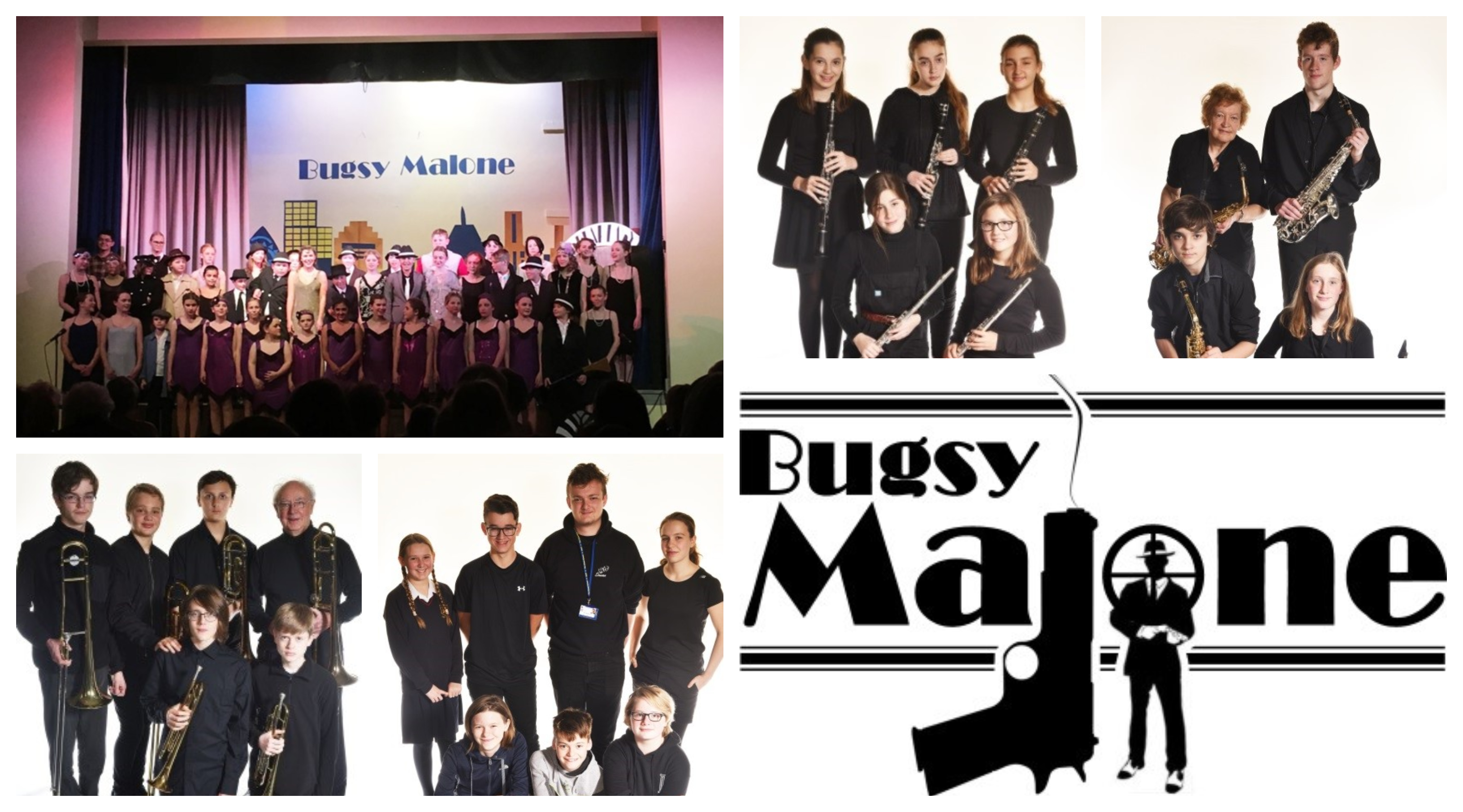 Bugsy Malone Production