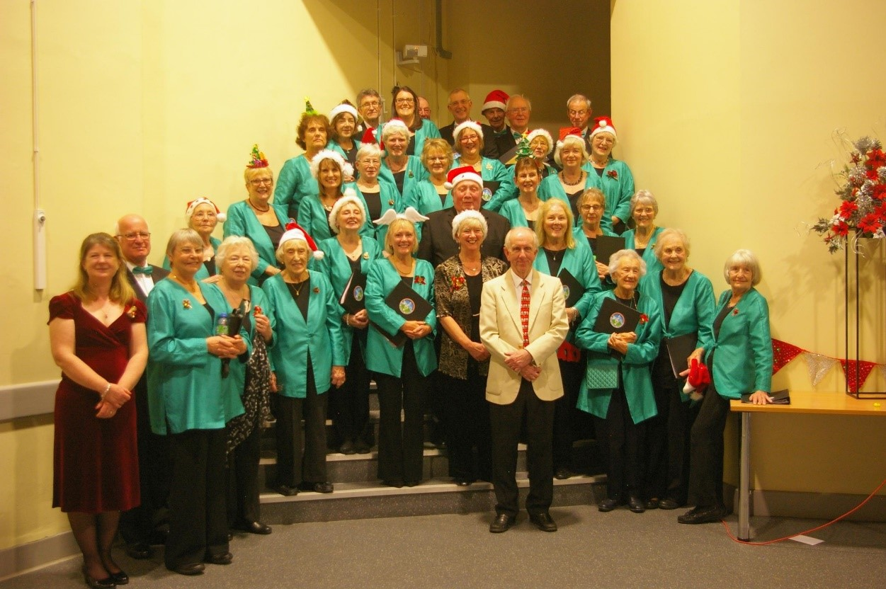 Christmas concert raises funds for Chase school