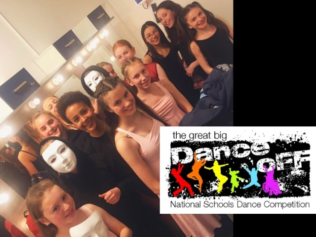 KS3 dance students compete in the Great Big Dance Off Regional Finals!