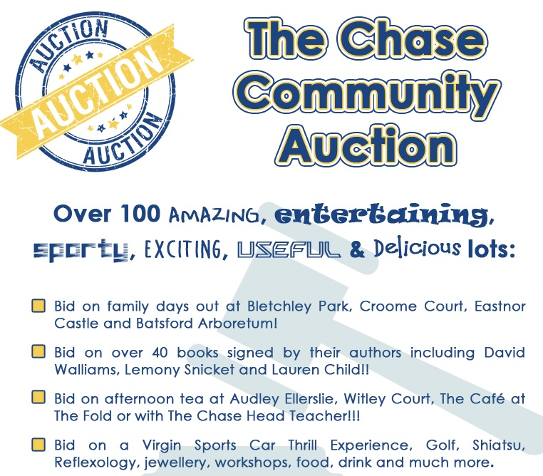 The Chase Community Action