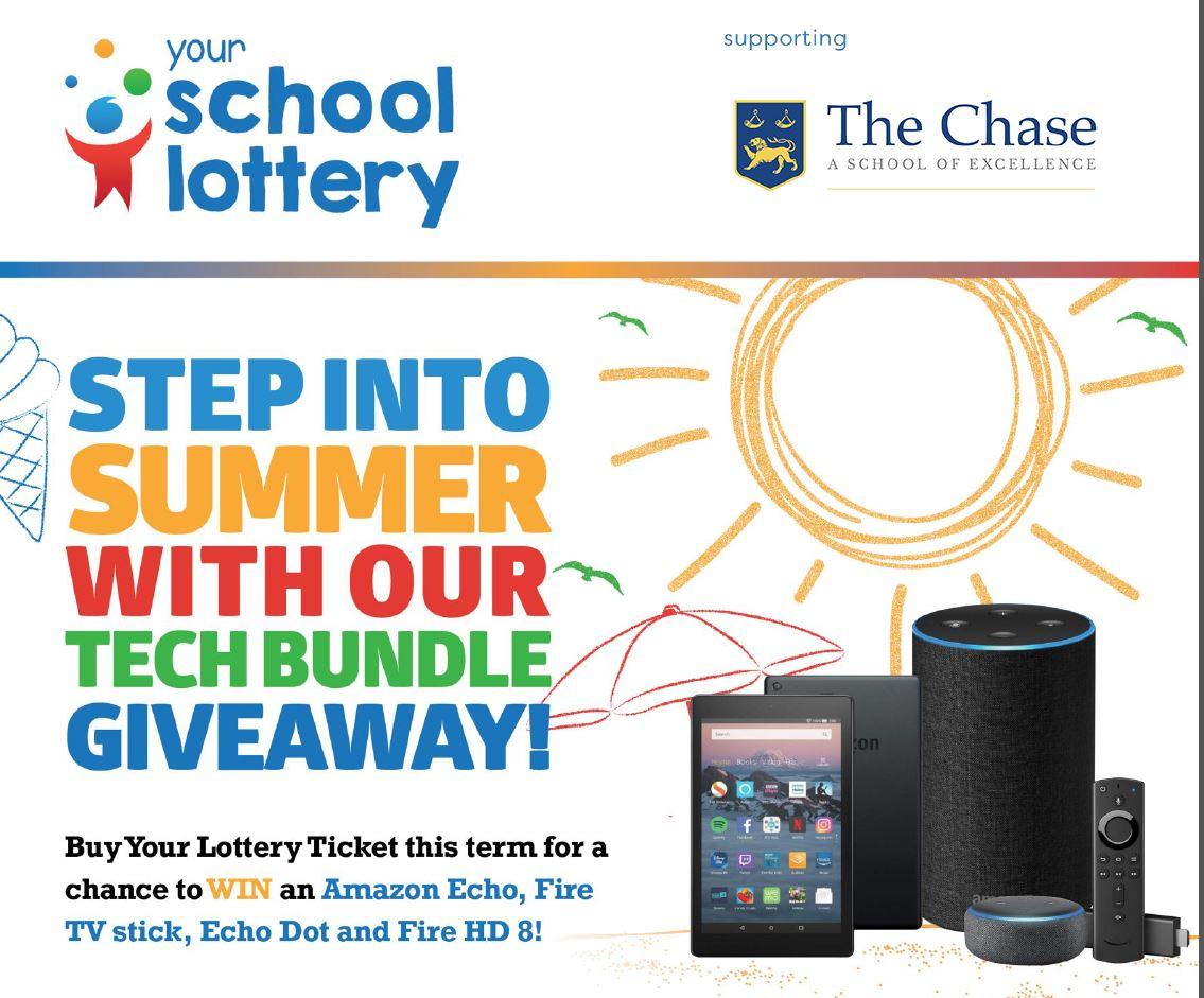 School Lottery Tech Bundle Givaway