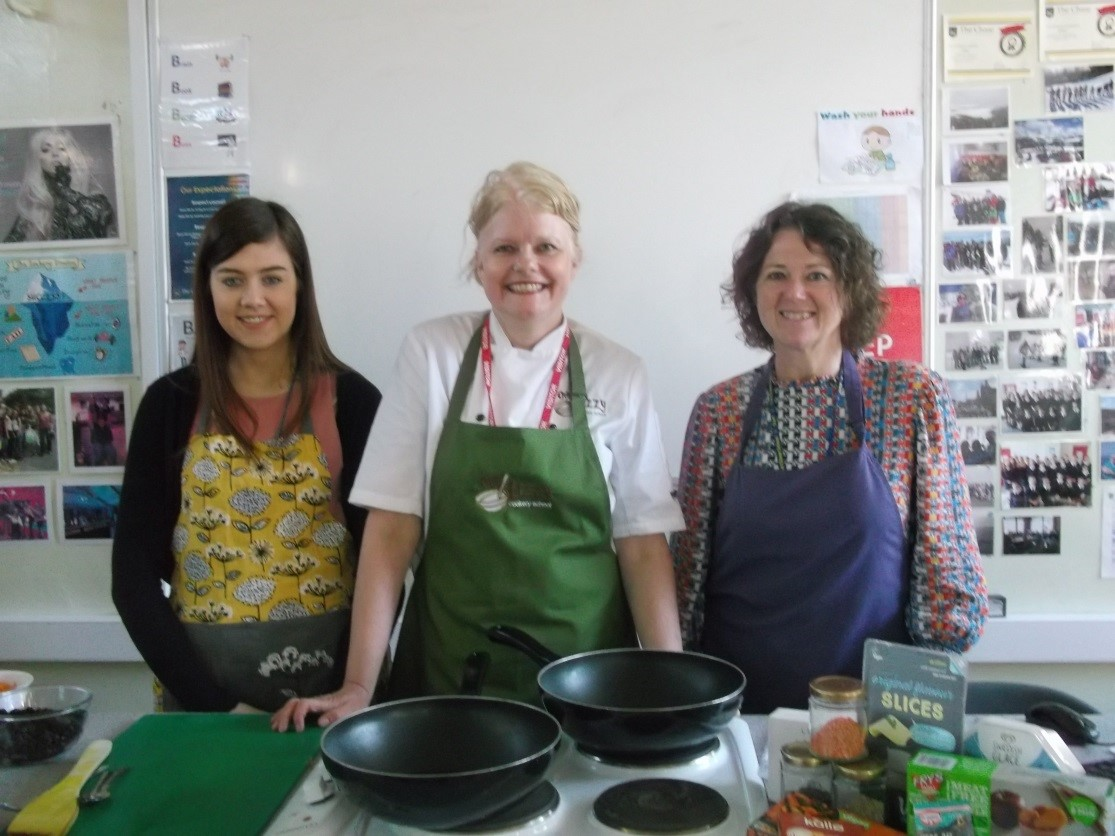 Celebrating National Vegetarian week at The Chase