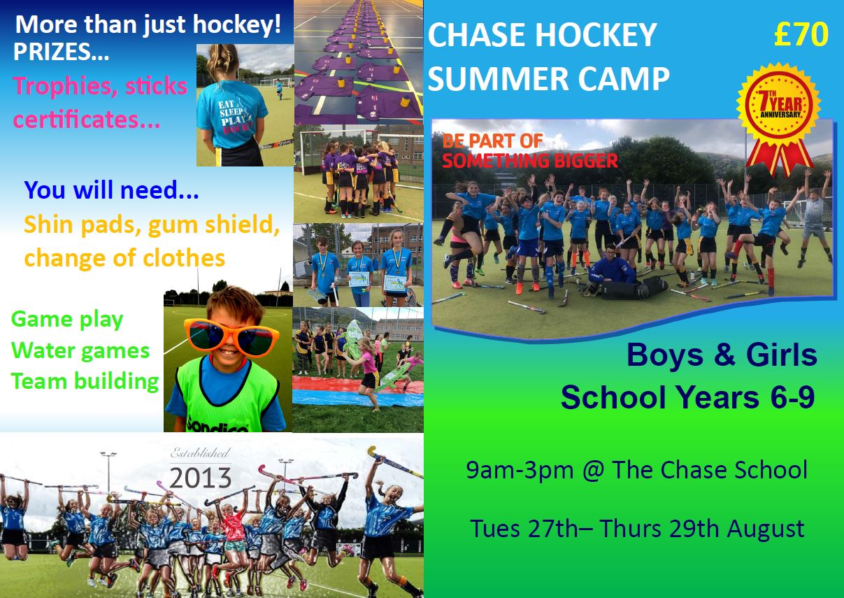 Hockey Summer Camp 2019