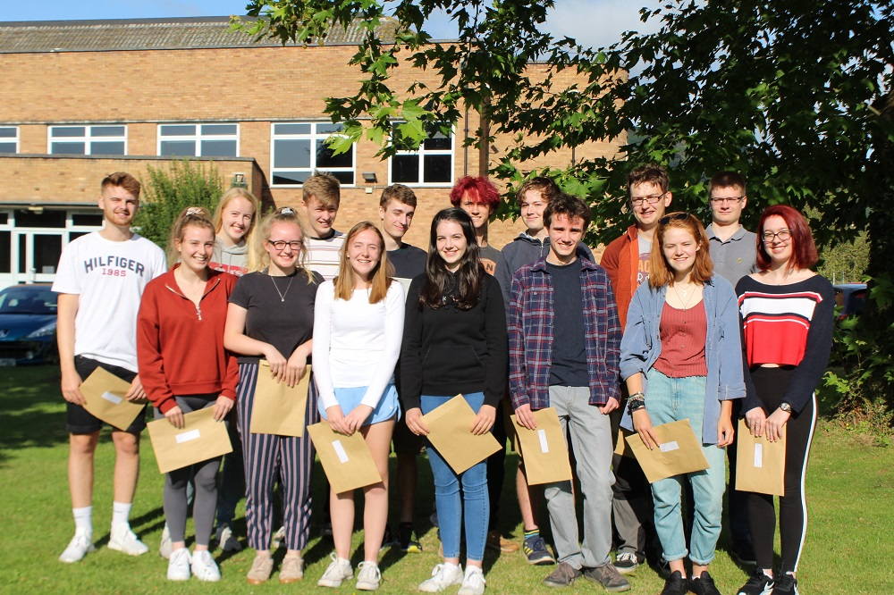 A level Exams Results 2019